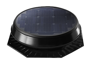 Solar Star Roof Mount 2400 Attic Fan